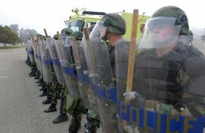 policeriots
